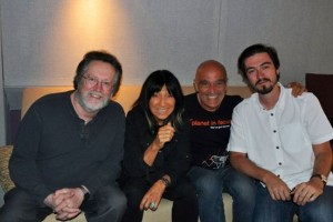 Chris, David Bray, Buffy Sainte-Marie, Jim Birkett