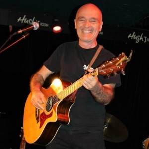 Chris Birkett, Hughs Room, June 2016